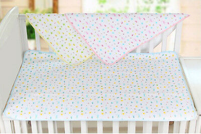 Baby Kid Mattress Waterproof Bedding Diapering Sheet Changing Menstrual pads