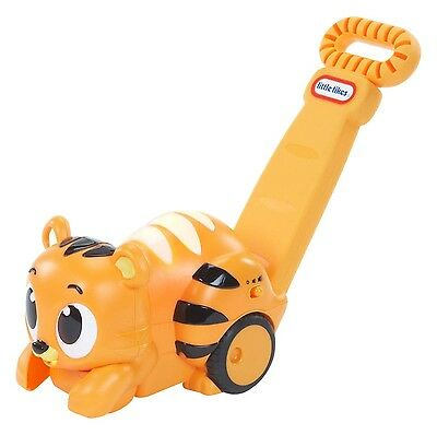 Little Tikes 640926 Catch In Lights Tiger Push Along Baby Song Toy New Free Post