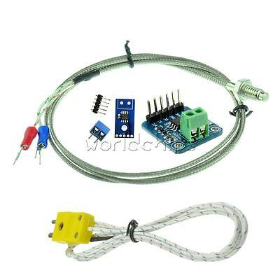 Hot Competitive New MAX31855 Module + K Type Thermocouple Sensor for Arduino W