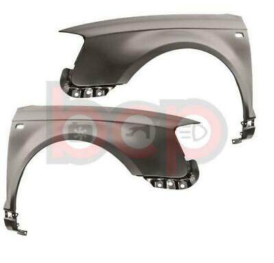 Audi A3 8P 2003-2008 Front Wing Pair Left & Right Driver & Passenger New Primed
