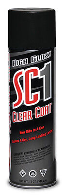 Maxima Sc1 High Gloss Clear Coat Aerosol Spray 12Oz