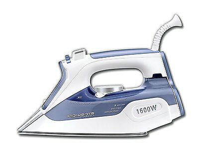 Rowenta DW9050 Master Iron 1600W with INOX Stainless Steel Soleplate Auto-off An