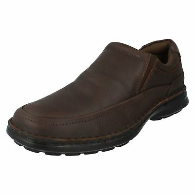 Mens 32009 Brown slip on shoes by Easyflex Retail