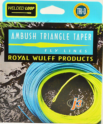 Royal Wulff Ambush Floating Fly Line Ttam10F For 10 Wt Rods