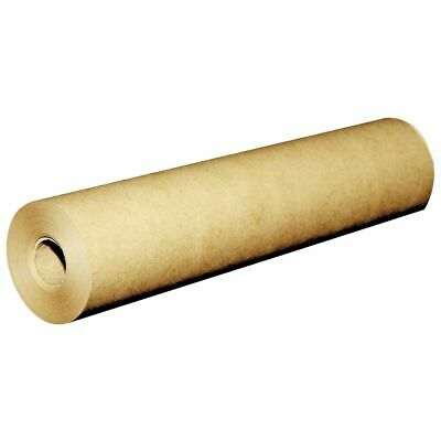 NEW Packaging Paper Roll Kraft 600mm X 340mtr Packing Box Wrapping Paper