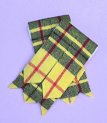 Men's Scottish Kilt Sock Flashes Macleod Of Lewis Tartan/kilt Hose Flashes