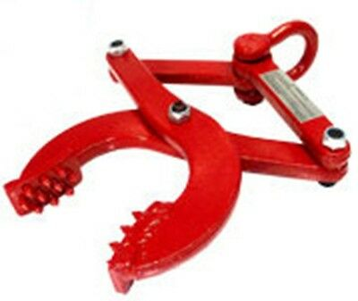 Pallet Puller Gripper Attachment Pulling Grip For Forklift Chain Attachment