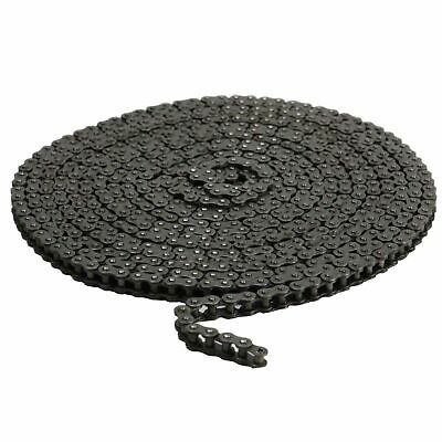#15 Roller Chain 10 Feet with 1 Connecting Link