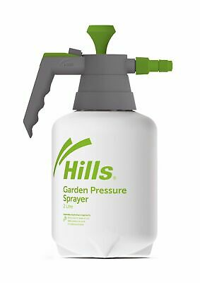 Hills 2 Litre Chemical & Garden Pressure Sprayer
