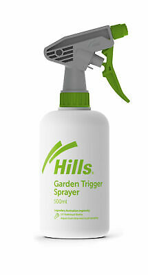Hills 500ml Garden Trigger Sprayer Spray Bottle