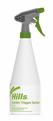 Hills 1Litre Garden Trigger Sprayer 1L Spray Bottle