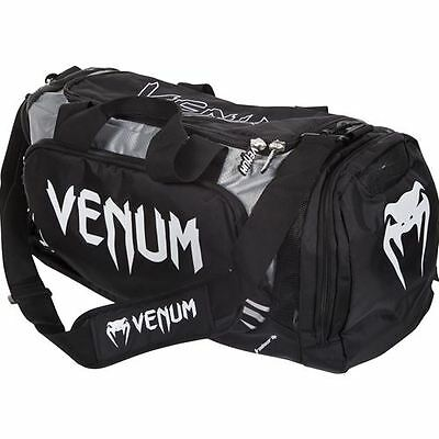 Venum Trainer Lite Sports Bag - Black / Grey