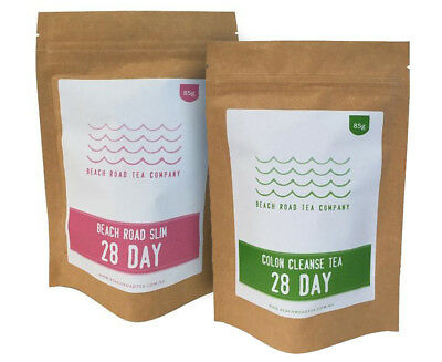 Bondi Beach Tea Co. B-Slim Tea 28-Day Pack