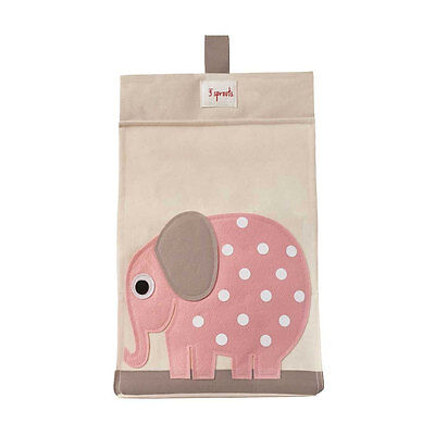 NEW 3 Sprouts Elephant Diaper Stacker Holder