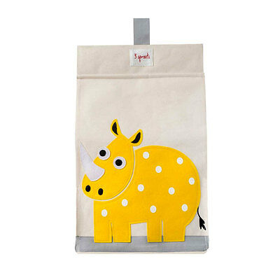 NEW 3 Sprouts Diaper Stacker Holder - Rhino