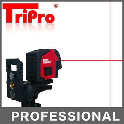 Self Leveling Cross Line Laser Level Rotating Super Bright Beam 20mW Outdoor
