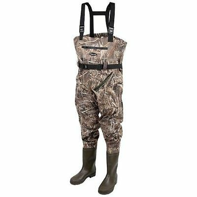 Realtree  Prologic Max5 Nylo-Stretch Chest Waders In Size 7.5/8