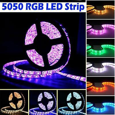 DC 12V 5M 10M 20M Led Strip SMD 3528 5050 5630 RGB Flexible Strip String Lights