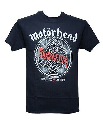 MOTORHEAD - ACE OF SPADES - Official Licensed T-Shirt - Metal - New S M L XL