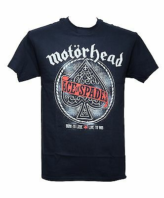 MOTORHEAD - ACE OF SPADES - Official Licensed T-Shirt - Metal - New 2XL ONLY