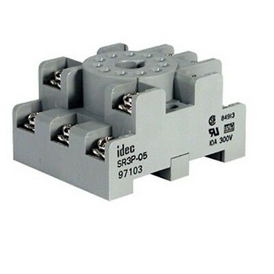 SR3P-05 11 pin relay socket