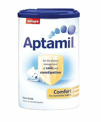 Aptamil Comfort From Birth 900g - 3 Pack