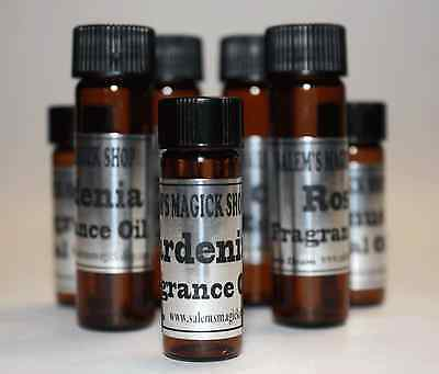 1 Dram (3.9 ml)  - Frankincense and Myrrh Ritual Oil