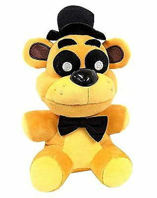 New Funko Golden Freddy Exclusive Five Nights at Freddys  Plush 7 Toy