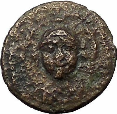 Antiochos I Soter 281BC Athena Nike RARE R1 Authentic Ancient Greek Coin i57665