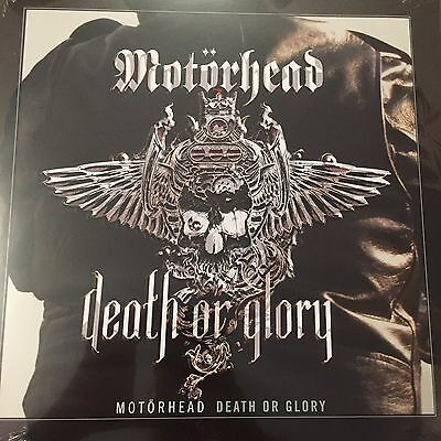 "MOTORHEAD  - Death Or Glory -  lp / 12"" 180G VINYL - New / Sealed"
