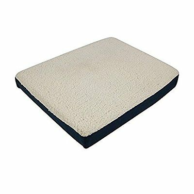 Gel Seat Cushion with Soft Fleece Cover
