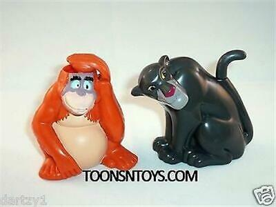 Disney Bagheera Louie The Jungle Book McDonalds Toy candy premiums