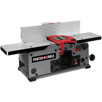 PORTER CABLE 10 Amp Bench Jointer Variable Speed  Builtin Cutter Head Lock