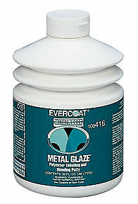 Evercoat Metal Glaze Finishing Putty Pump 416 - 30oz