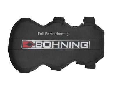 Bohning Archery 3 Strap Arm Guard Protector Recurve Compound Bow Accessory