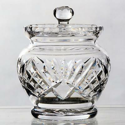 Lead Crystal Preserve Container