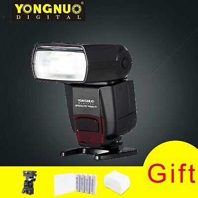 YONGNUO YN 560 IV Wrieless Speedlite Flash Light for Canon Nikon Olympus Kit