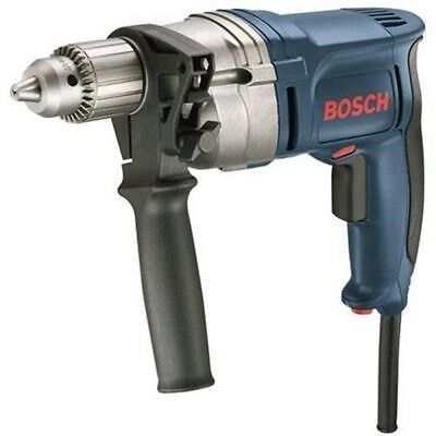 "BOSCH 6.5 Amp 1/2"" High Speed Drill Driver Bit Bits with Keyed Chuck"