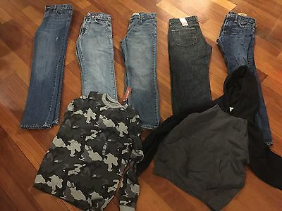 Lot Of Boys Clothes-size 14