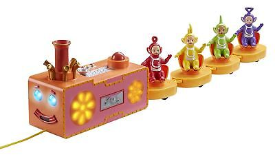 Teletubbies Pull-Along Custard Ride Playset Sound & Light Effects Brand New