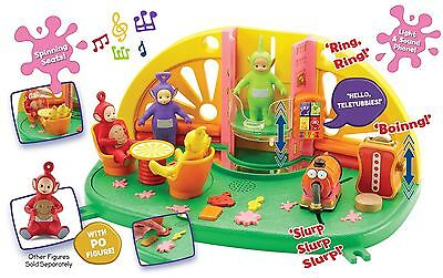 Teletubbies Superdome Playset with Light & Sound Effects Brand New