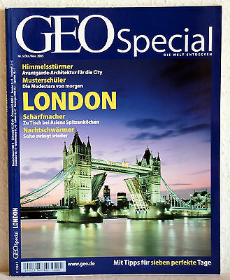 Magazin GEO Special Nr.5 / 2005 - LONDON