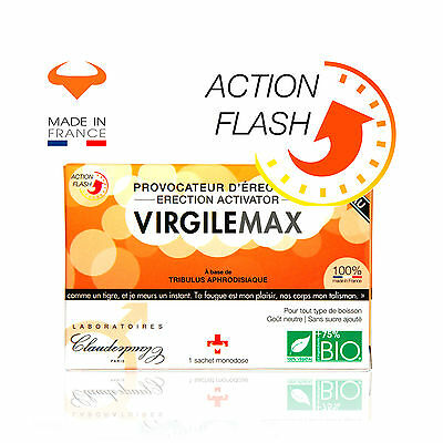 Provocateur D'érection Flash VirgileMax X 1