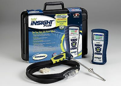 Bacharach Fyrite INSIGHT Plus Kit 0024-8517 Residential Combustion Analyzer