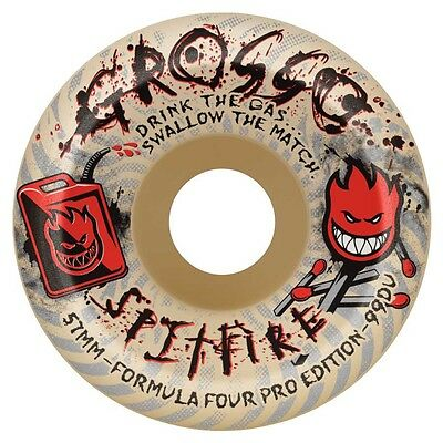 Spitfire - Formula 4 Grosso Arsonist 59MM 99A Skateboard Wheels