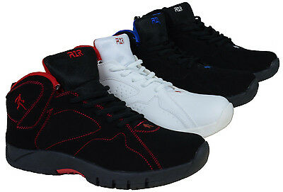 Men's Air Athletic Shoes Running Training Walking Sport High Top Sneaker Tennis