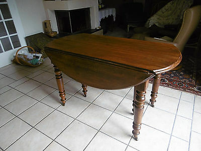 Ancienne grande table salle manger possibilit for Table 6 pieds louis philippe