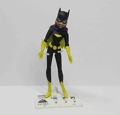 DC Collectibles Batman Animated Series batgirl action Figure New Adventures 5""