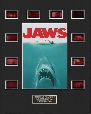 * JAWS 35mm Film Cell Display *