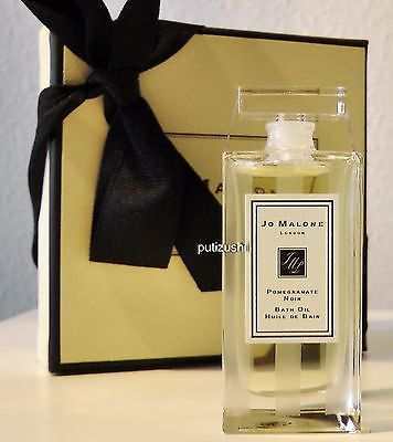 NEW in GIFTBOX Jo Malone  Pomegranate Noir Bath Oil, 30ml